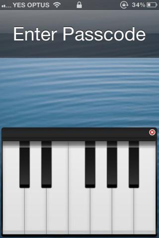 Xpasscode : déverrouiller son iPhone, iPad, iPod Touch différemment