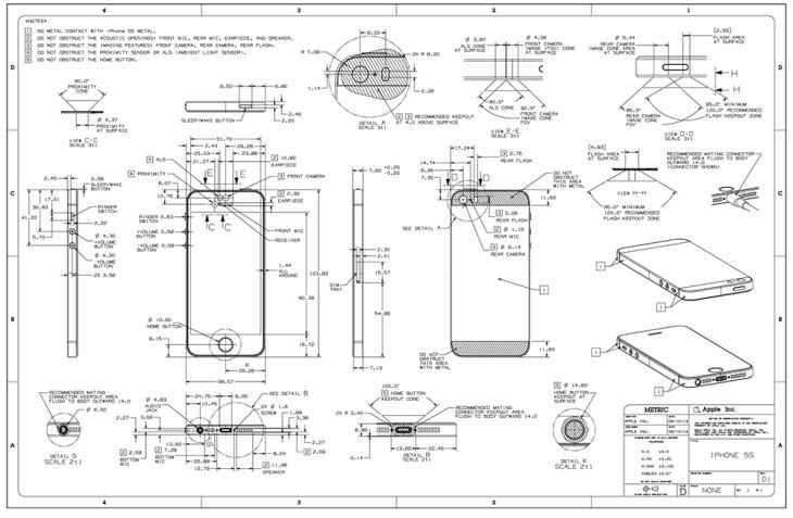 Coques iPhone 5S : quelles différences avec l'iPhone 5 ?