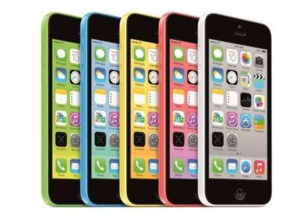 iPhone 5C : 50% des smartphones achetés par d'anciens utilisateurs d'Android