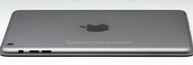 iPad Mini 2 gris sidéral : premières photos de la coque