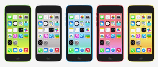 """iPhone 5C : première publicité intitulée """"Plastic Perfected"""""""