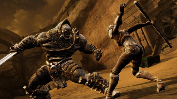 "Infinity Blade III : nouvelle mise à jour ""Ausar Rising"""