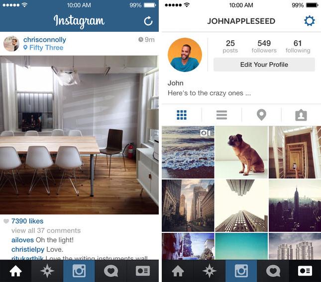 Instagram : la publicité arrive sur iPhone, iPad, iPod Touch