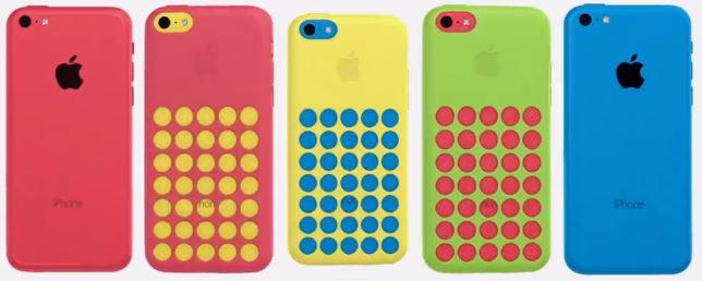iPhone 5C : seconde publicité intitulée « Designed Together »