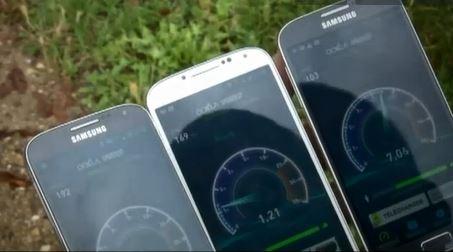 4G : comparaison des réseaux Bouygues, SFR & Orange à Paris
