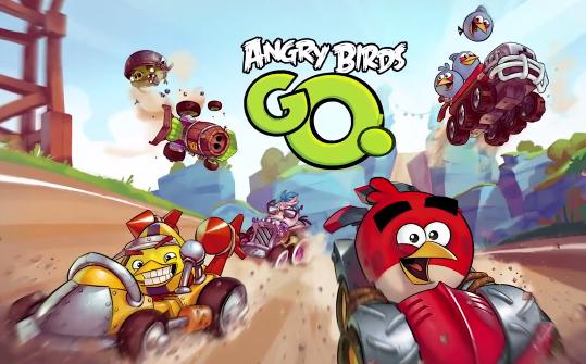 Angry Birds Go! : nouveaux karts, thème et telepods