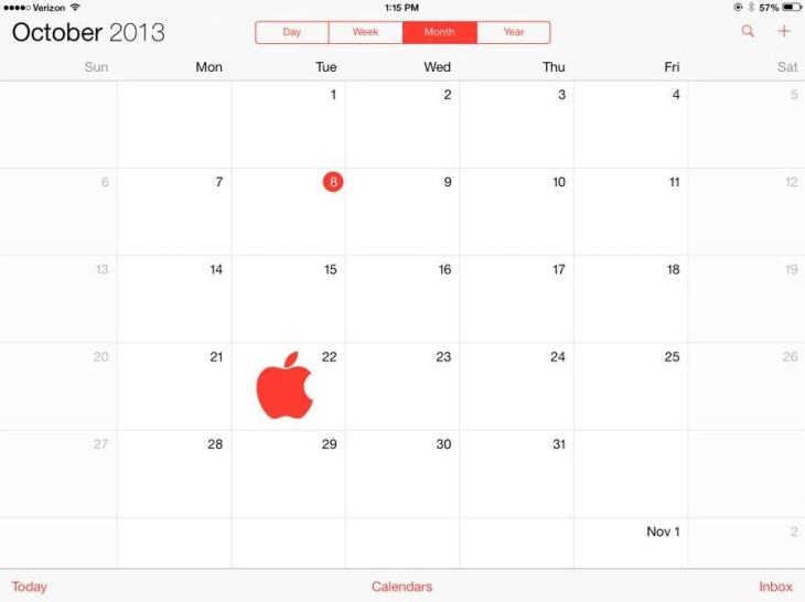 iPad 5 & iPad Mini 2 : keynote le 22 octobre ?
