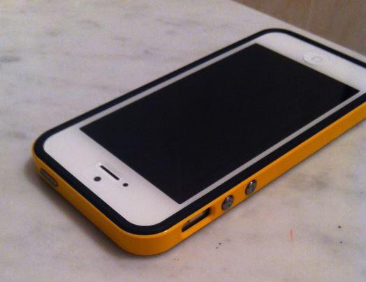 Test : Coque iPhone 5S/5 Neo Hybrid SPIGEN