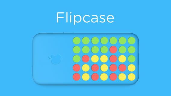Flipcase : jouer au Puissance 4 avec la coque Apple iPhone 5C