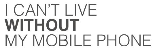 Infographie : addiction aux mobiles et risques pour la santé