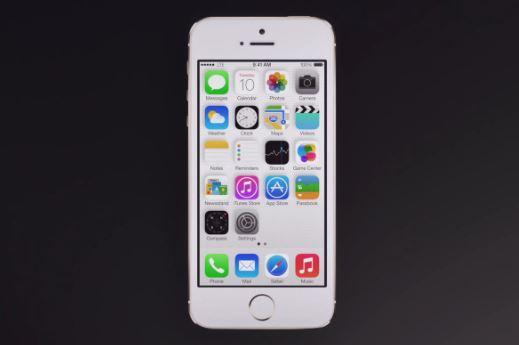 """iPhone 5S : première publicité intitulée """"Metal Mastered"""""""