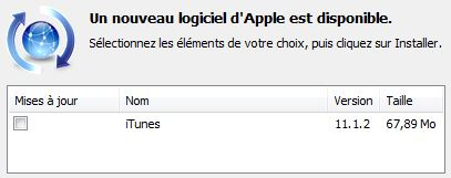 iTunes 11.1.2 est disponible