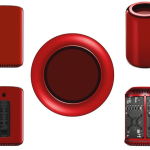 Apple : un Mac Pro rouge (Product Red) aux enchères