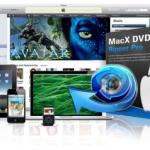 MacX DVD Ripper Pro : une version gratuite du logiciel pour Noël