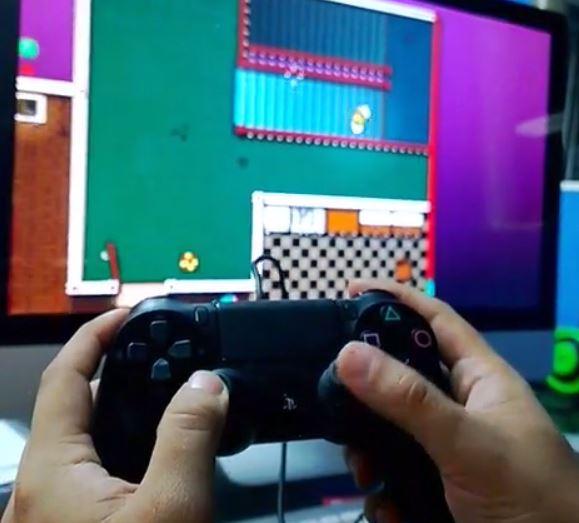 PS4 : la manette DualShock 4 compatible avec les Mac