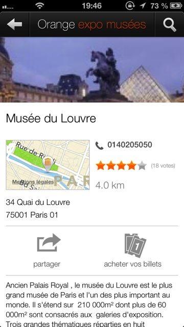 Orange expo musées : expositions et musées près de chez vous
