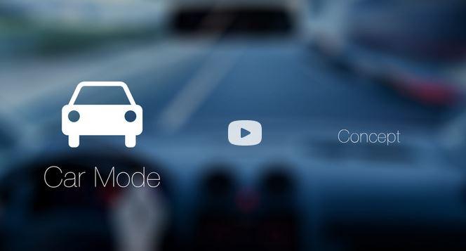 iOS 7 : concept de «Mode Voiture» pour iPhone