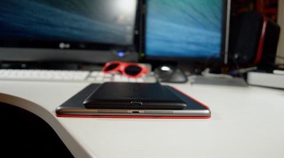 iPad Air vs Nexus 7 : comparatif vidéo (jeu, démarrage, vitesse web)