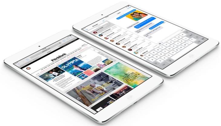 iPad Mini Retina : sortie retardée par des problèmes d'écrans ?