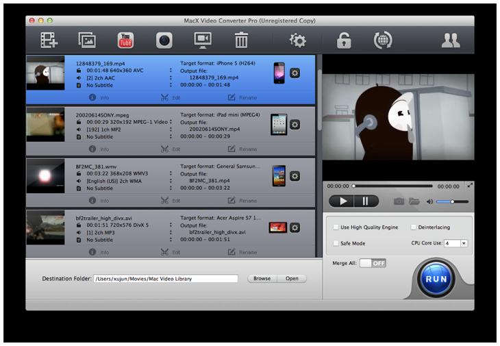 MacX Video Converter Pro : le logiciel gratuit pour Thanksgiving