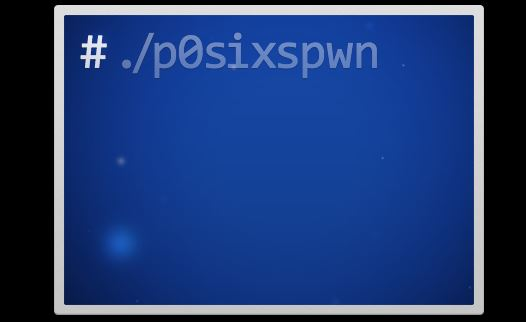 P0sixspwn : Jailbreak iOS 6.1.3/6.1.4/6.1.5 Untethered iPhone, iPad, iPod Touch
