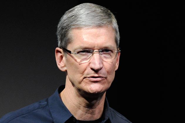 Apple : Tim Cook absent des 200 patrons les mieux payés en 2015