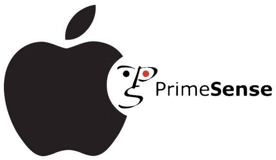 Apple : rachat de PrimeSense, spécialiste des capteurs 3D