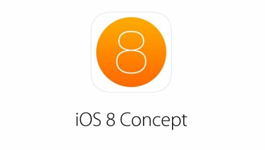 iOS 8 : concept de notifications interactives