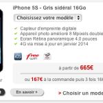 Free Mobile : la 4G sur iPhone 5S/5C dès janvier 2014