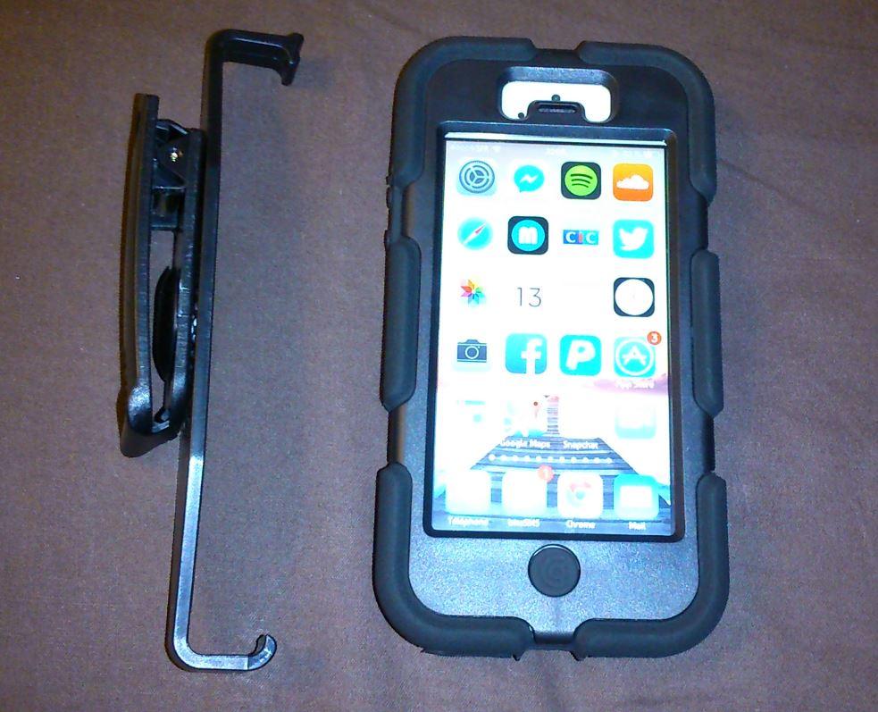 Bouton Verrouillage Iphone