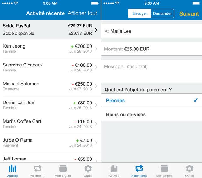 PayPal pourrait aider Apple à développer le paiement mobile