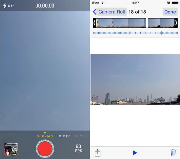 Cydia : Slo-mo Mod, activer le slow motion sur tous les appareils iOS 7