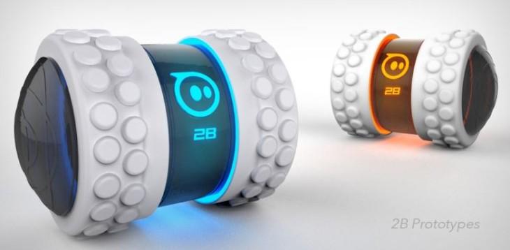 CES 2014 : Sphero 2B, la boule robotique contrôlée par smartphone