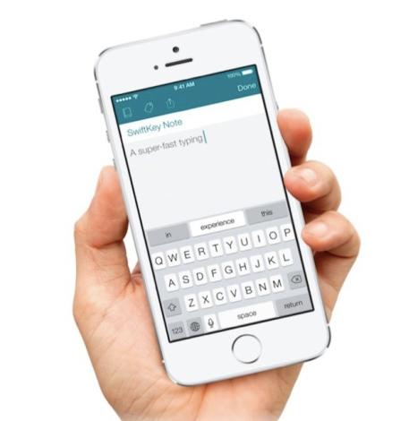 SwiftKey : le clavier prédictif est disponible sur iOS