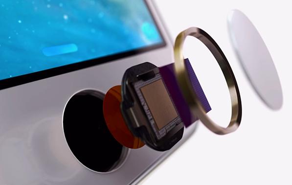 iPhone 6, iPad Air 2 & iPad Mini 3 dotés du Touch ID
