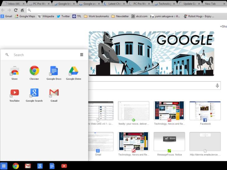 Google Chrome 32 disponible sur Mac, Windows et Linux