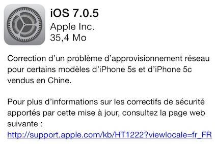 iOS-7.0.5