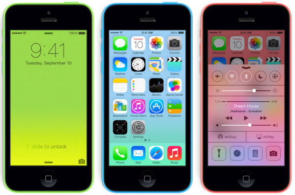 iPhone 5C : fin des ventes en 2015 ?