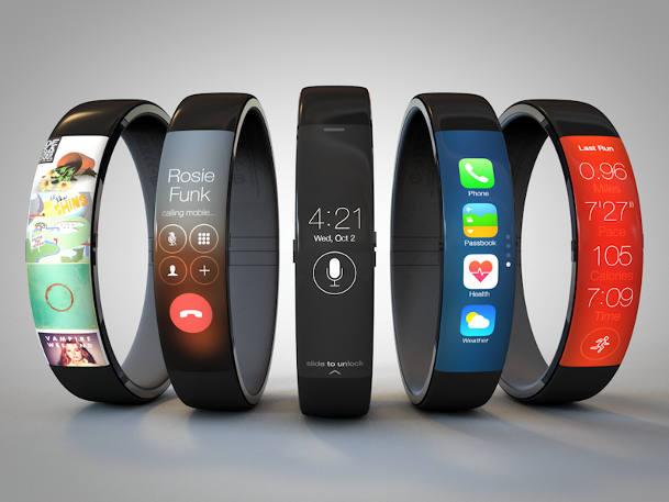 iWatch : sublime concept de la future smartwatch d'Apple
