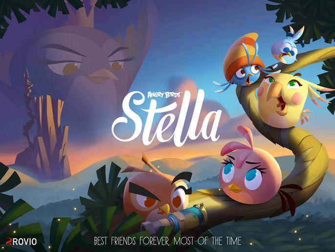 Angry Birds Stella : sortie du nouvel opus à l'automne