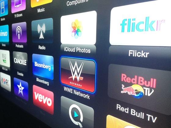 Apple TV : la chaîne de catch WWE est disponible