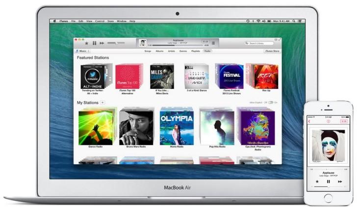 iTunes 11.1.5 est disponible