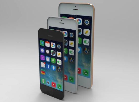 iPhone 6 : concept vidéo de 3 modèles d'iPhone Air