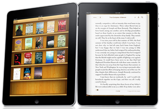 Ebooks : Apple pourrait payer 840 millions de dollars