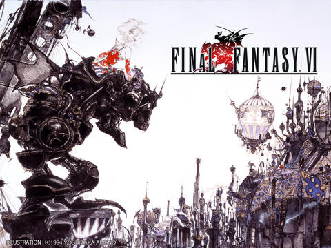 FINAL FANTASY VI disponible sur l'App Store