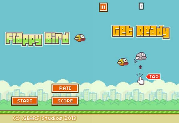 Flappy Bird : un robot chinois qui bat tous les records