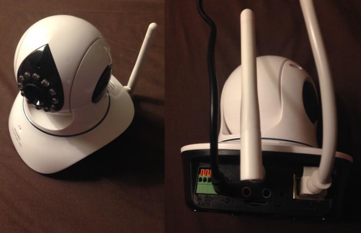 Test : Caméra Wi-Fi motorisée Novodio SmartCam HD