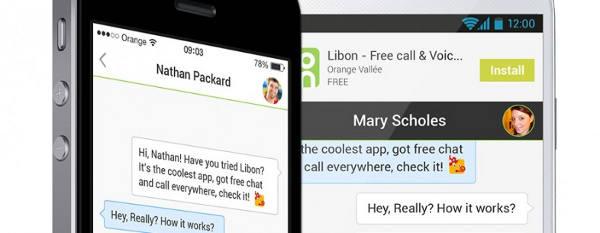 Libon : Orange ajoute la messagerie instantanée