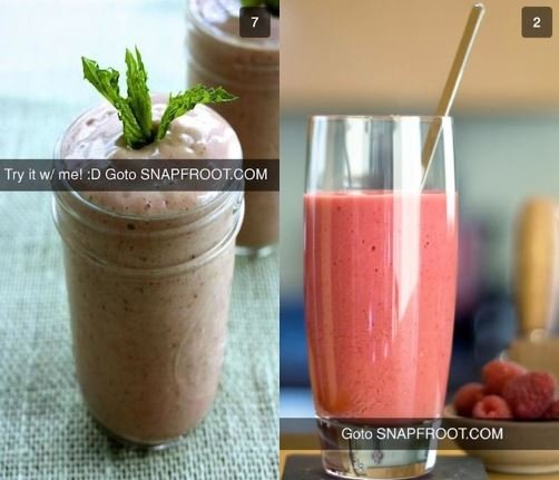 Snapchat-hack-smoothies