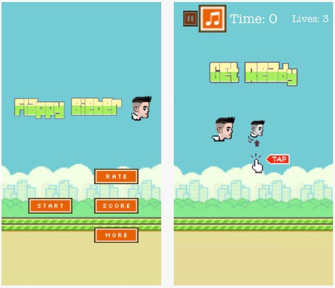 Flappy Bird : 95 clones créés ces dernières 24 heures